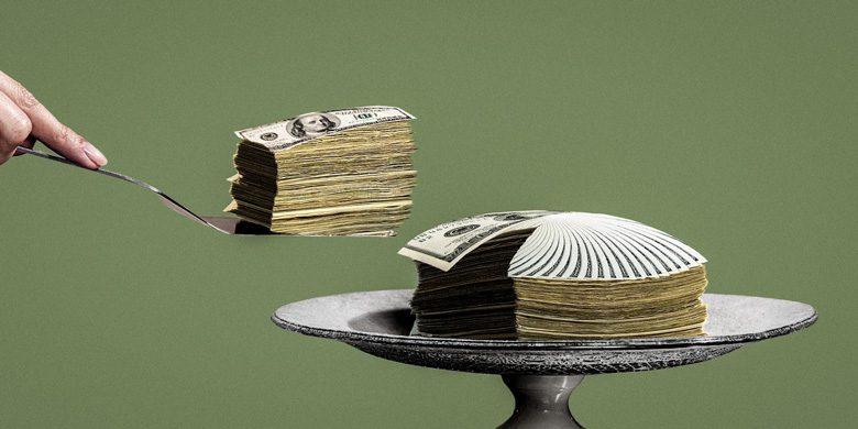 راه رسیدن به ثروت، راه جویندگی است